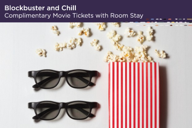 Blockbuster and Chill at Carlton City Singapore Hotel from SGD229
