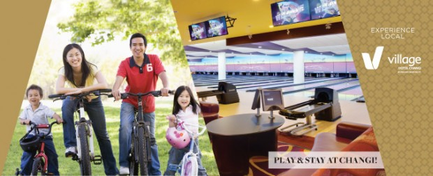 Play & Stay at Village Hotel Changi via Far East Hospitality from SGD170