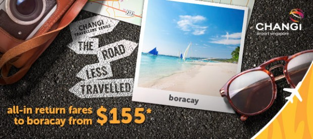 Fly to Boracay, Philippines from SGD155 via TigerAir