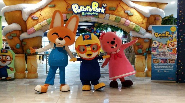 SGD55 for 2 Kids Tickets in Pororo Park Singapore for NTUC Members