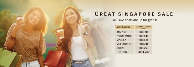 The Great Singapore Sale Takes you to Melbourne via Royal Brunei Airlines 2