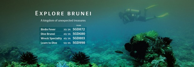Explore Brunei with these Packages from Royal Brunei Airlines