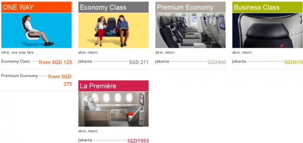 Great Fares to Jakarta! 2