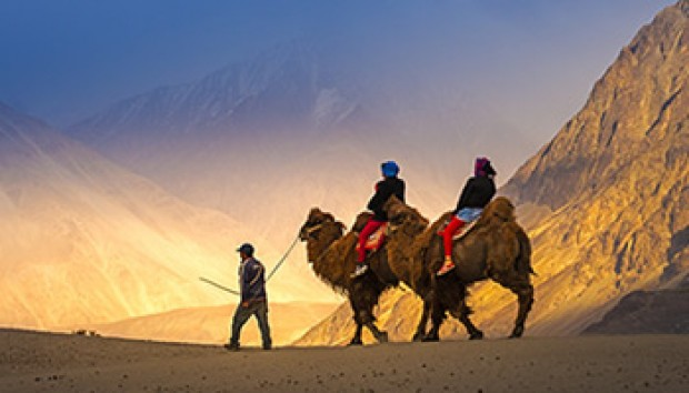 Explore more of India for Less with 10% Off via Jet Airways
