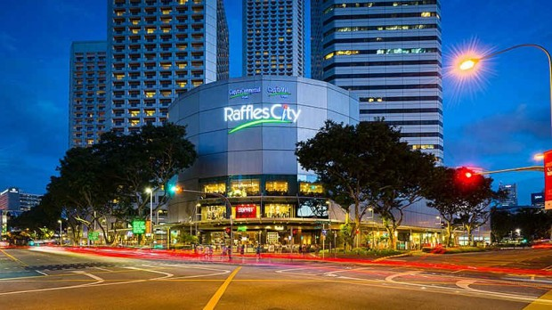 30% Off Daily Rate is Raffles City's 30th Anniversary Special with Fairmont