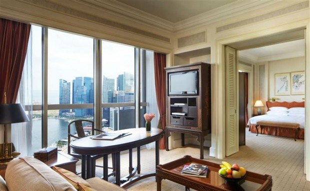 Stay Longer and Enjoy 30% Off Crest Suite Rate