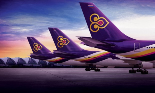 Travel with Thai Airways' Economy Class Great Fares from SGD76