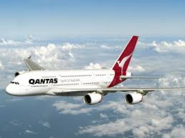 Qantas International Flights from Singapore to Sydney 1