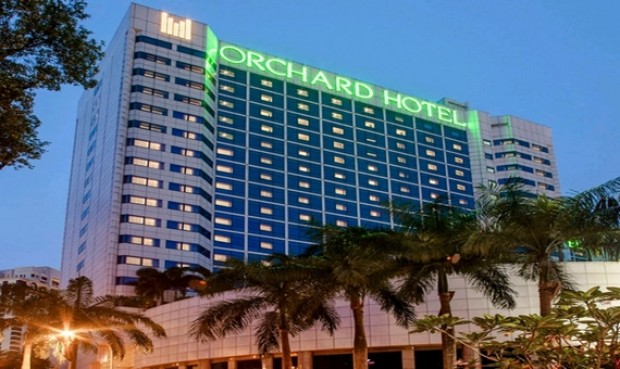 Business Saver in Orchard Hotel Singapore with 25% Off Room Rates