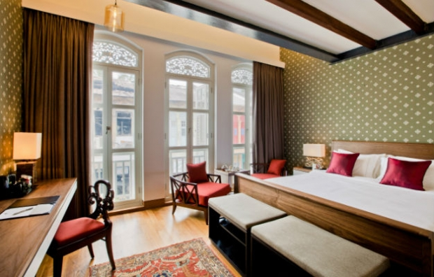 One Night Stay in the Puteri Room in The Sultan at S$150 nett with AMEX Card
