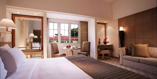 Festive Special. Singapore Holiday Deals in Goodwood Park Hotel