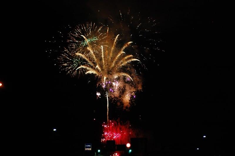 sendai tanabata fireworks festival
