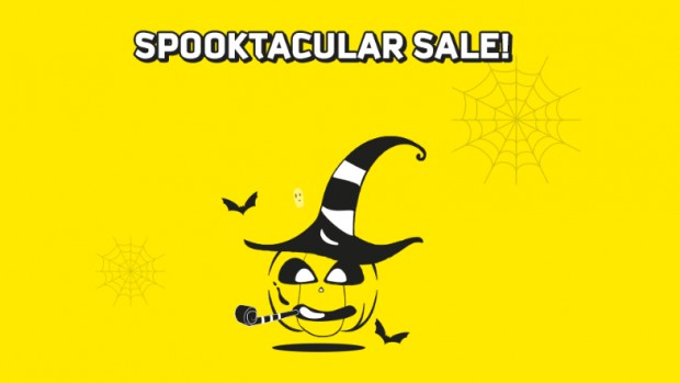 Scoot Up to 50% Off Flights with this Halloween Special Offer