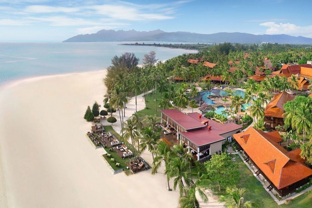 Special Offer in Meritus Pelangi Beach Langkawi for KrisFlyer Frequent Flyer