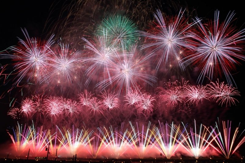 omagari national fireworks competition
