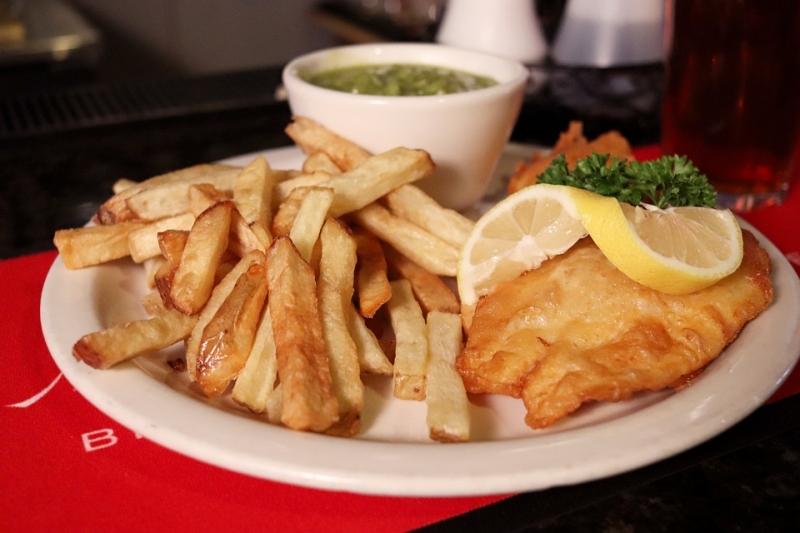 fish n chips australia