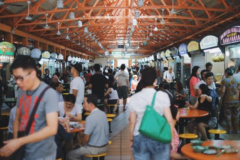 Singapore's hawker culture