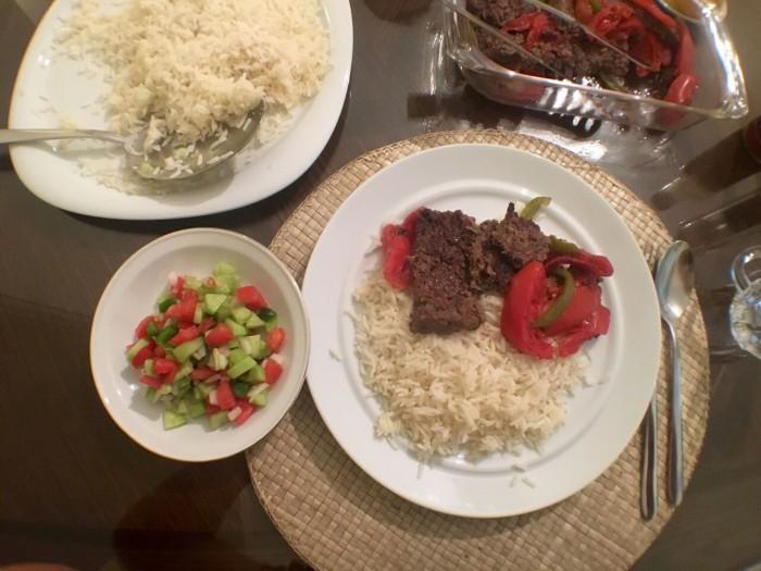 Kebab tabeie