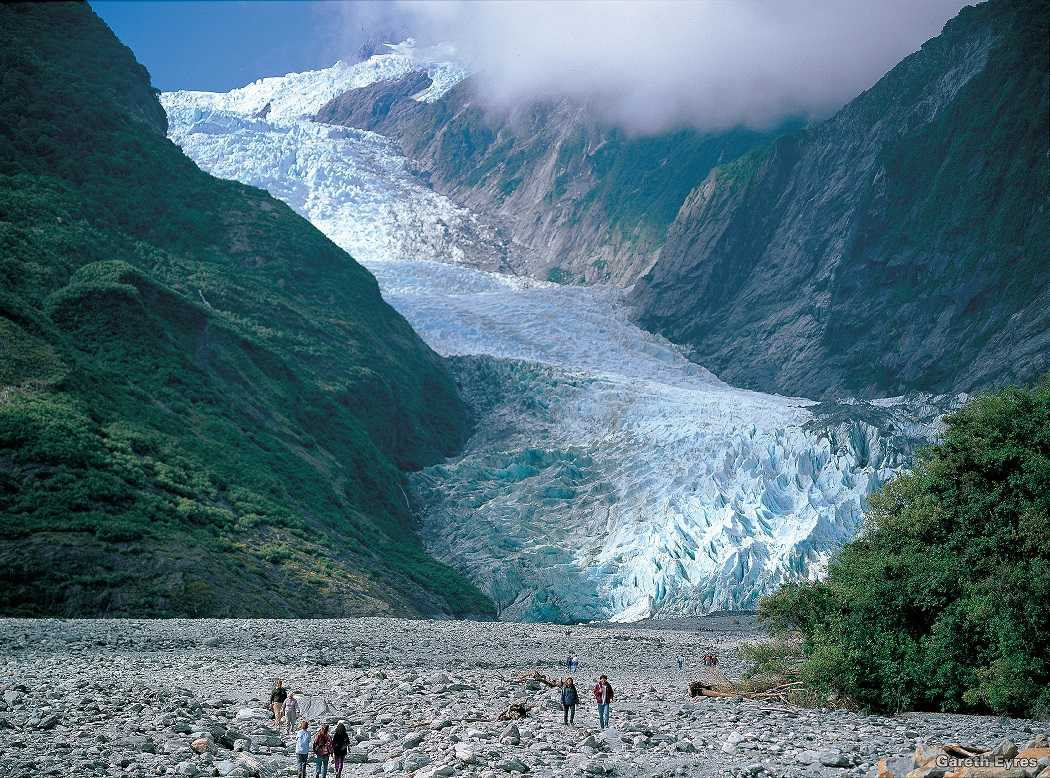 Franz Josef Glacier West Coast