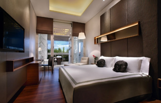 One Night Stay in the Deluxe Room at S$190 nett in Hotel Fort Canning with AMEX Card