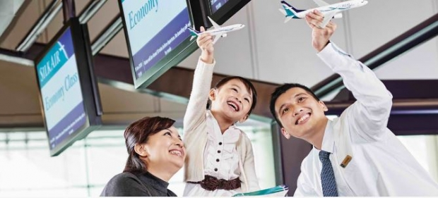 Early Bird Special Fare in SilkAir to your Favourite Destinations from SGD139