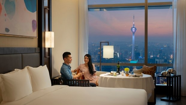 Stay More Pay Less - 2 Nights Stay Offer at Banyan Tree Kuala Lumpur