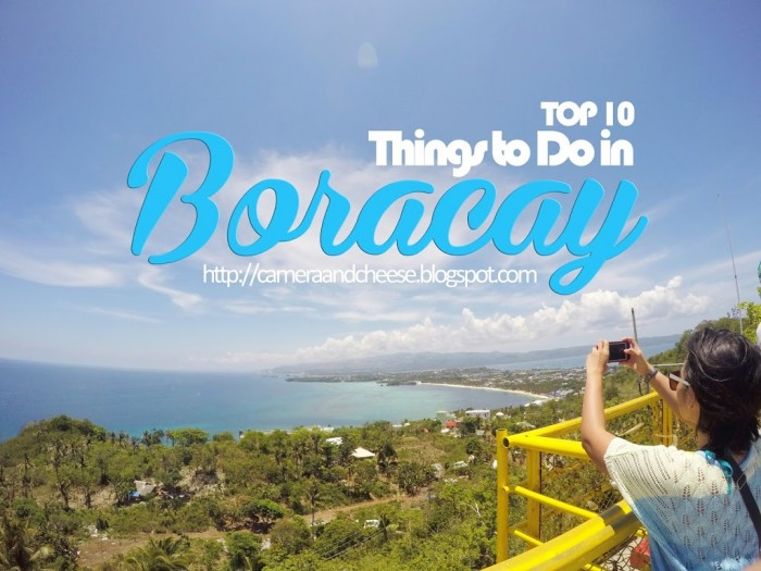 boracay top things to do