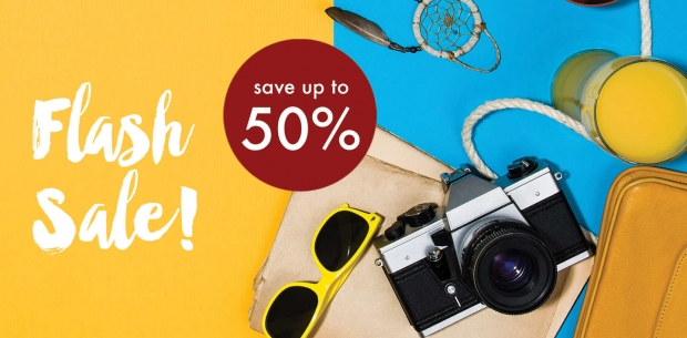 September Flash Sale with Up to 50% Savings in Hotel Jen Johor