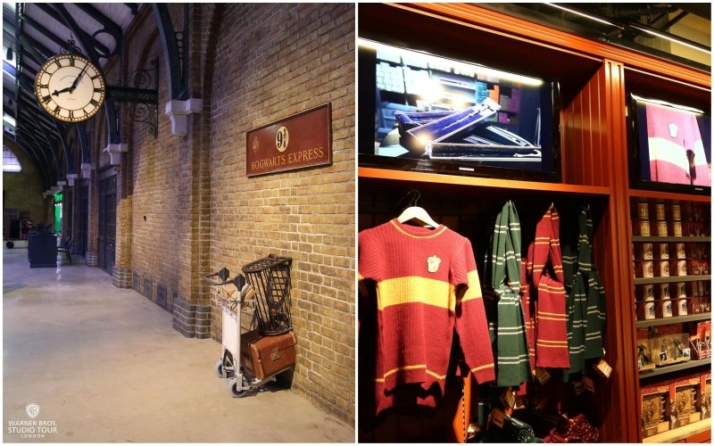 things to do in london: harry potter