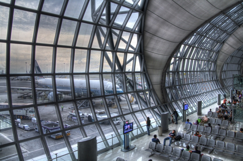 thailand airports