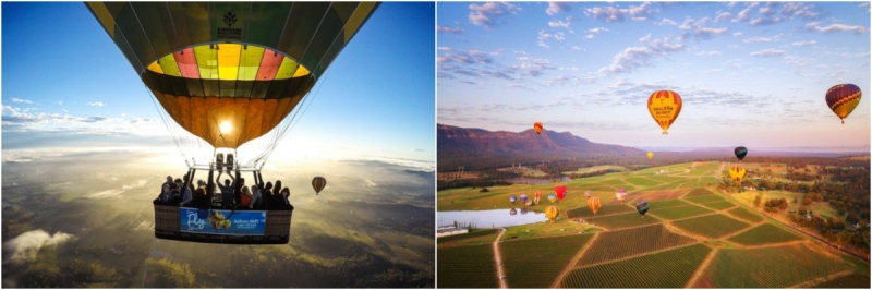 Lịch trình du lịch Úc 8N7D: Ngày 7: Thung lũng Hunter