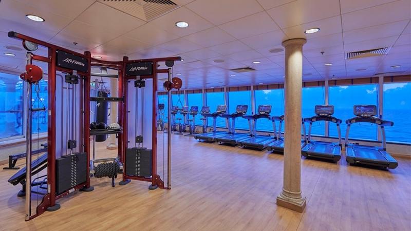 explorer dream gym and fitness facilities