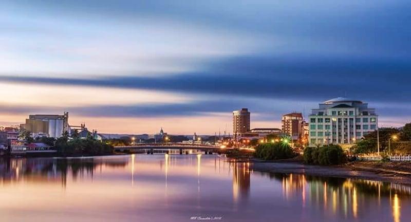 iloilo river esplanade | iloilo itinerary