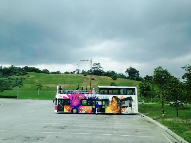 KL Hop-On-Hop-Off bus