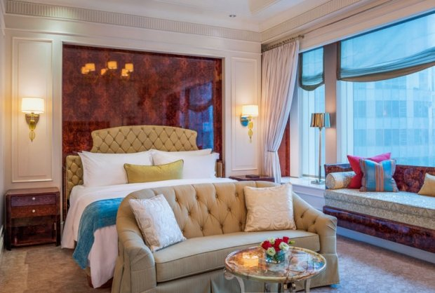 Escape for a Holiday Stay in St. Regis Singapore from SGD332