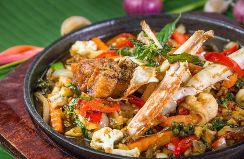 De'Fish Seafood Restaurant Krabi