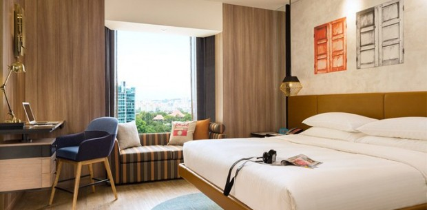 The Amazing Deal Offer with Hotel Jen from SGD185