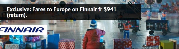 Fly to Europe on Finnair with Exclusive Offers from Zuji