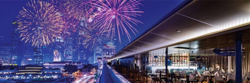 Hello 2018: 10 Spots to Catch the New Year's Eve Fireworks