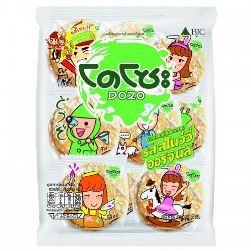 Dozo Rice Cracker