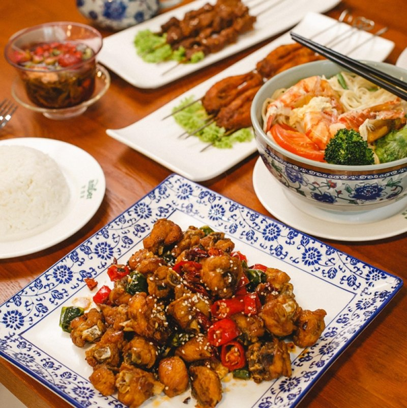 Amber Chinese Muslim Restaurant