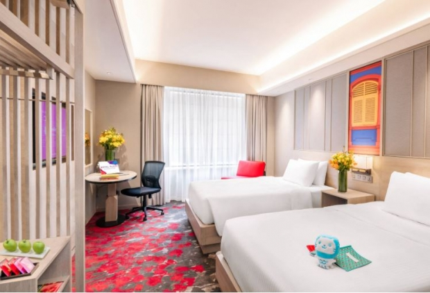 Last Minute Deal at Royal Plaza on Scotts Singapore