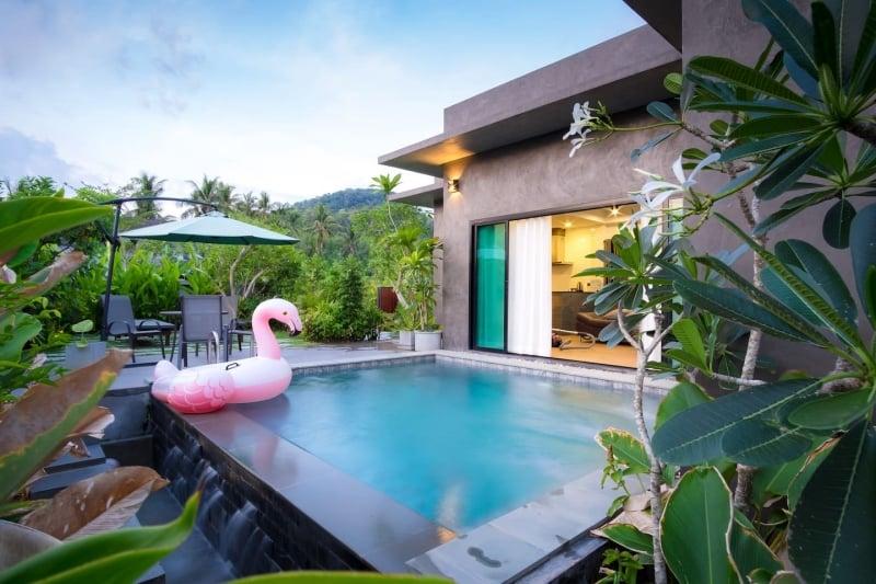 raksa villa krabi airbnb