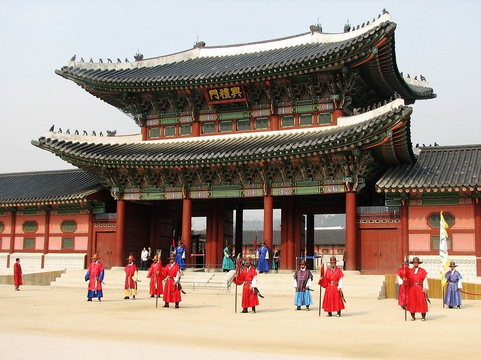 seoul korea free