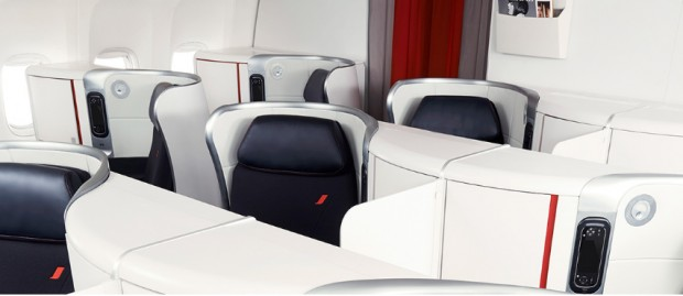 Business Class Promotion from SGD5,588 to Amsterdam and Paris with Air France