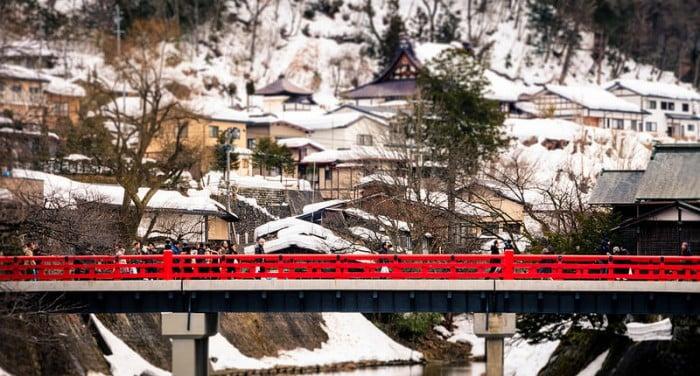 Chơi gì ở Nhật Bản?: Thăm một thị trấn cổ