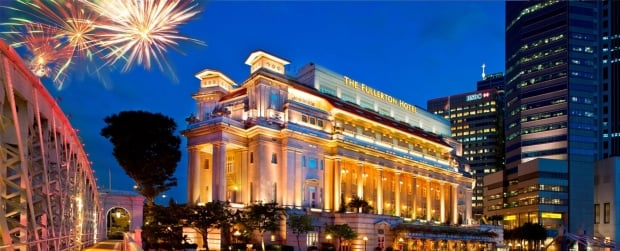 Limited Time Offer with 20% Off Best Available Rate in The Fullerton Hotel Singapore