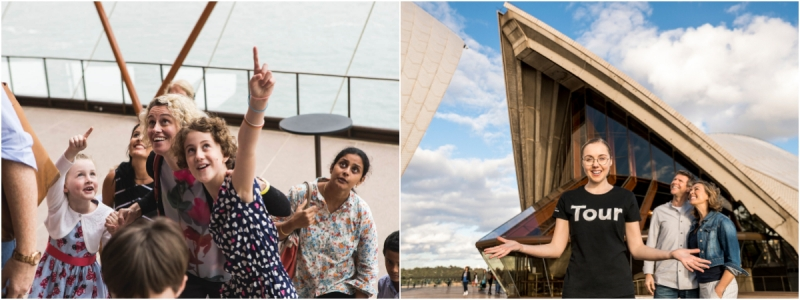 Lịch trình du lịch Úc 8N7D sydney opera