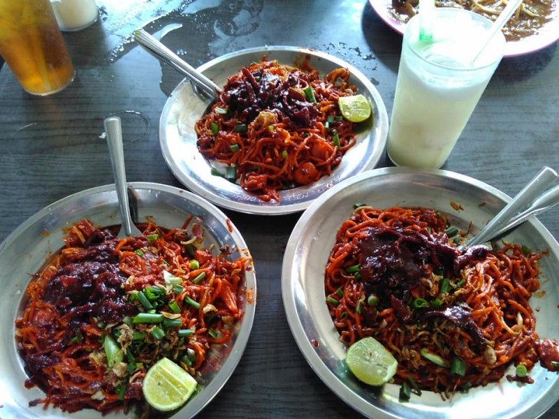 Hameed Pata Special Mee Sotong