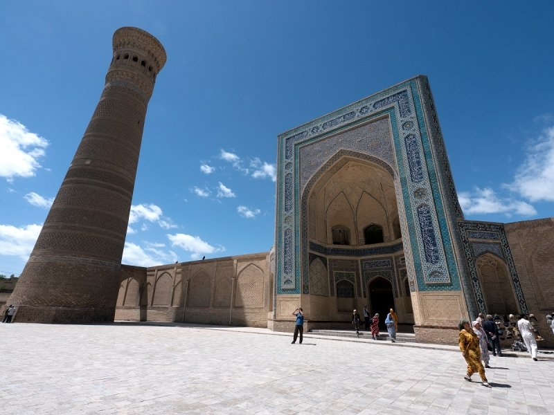 countries central asia